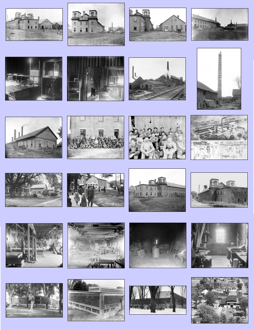 2015 champlain historic calendar images