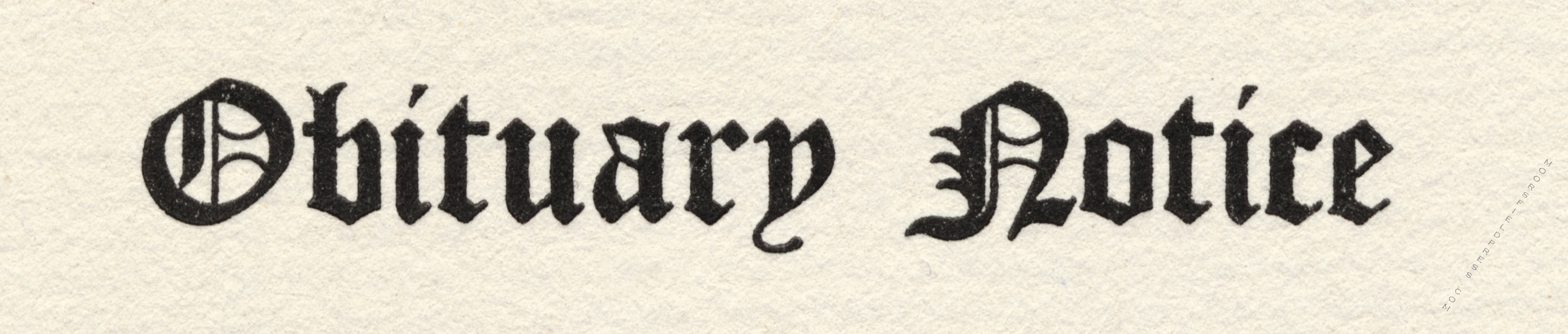 old english font used by the