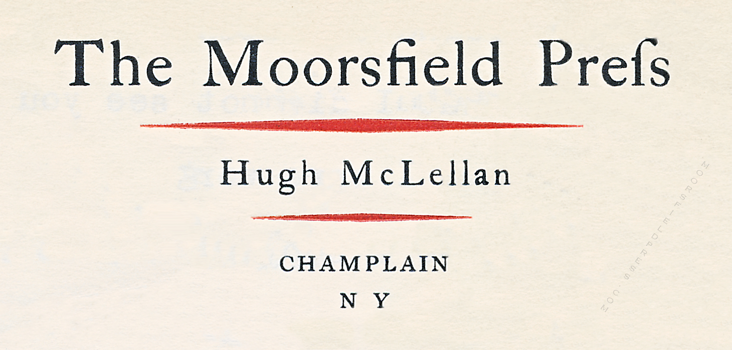 Moorsfield              